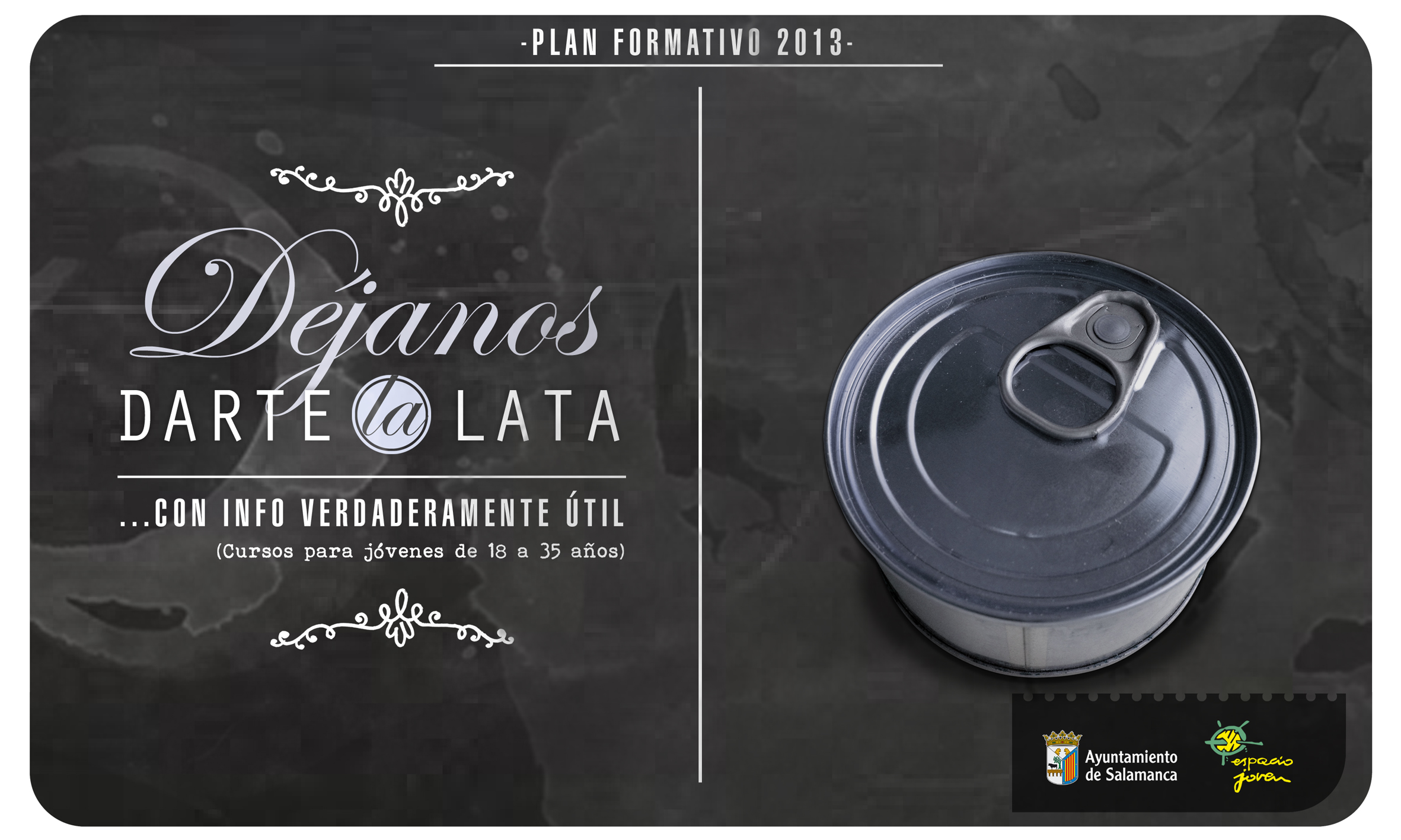 cartel plan formativo 2013